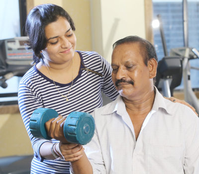 Physiotherapy clinic in Gandhinagar
