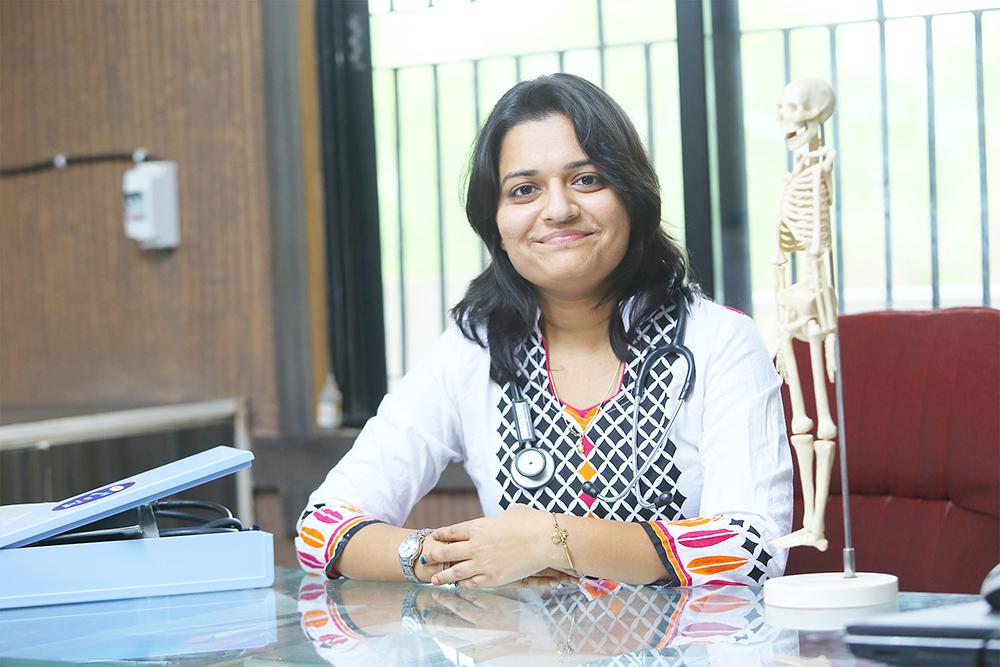 Dr Rinkal Patel, Sports Physiotherapist